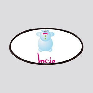 Josie the snow woman Patches