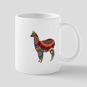 THE LLAMA WAY Mugs