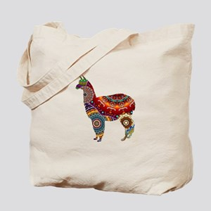 THE LLAMA WAY Tote Bag