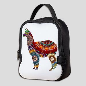 THE LLAMA WAY Neoprene Lunch Bag