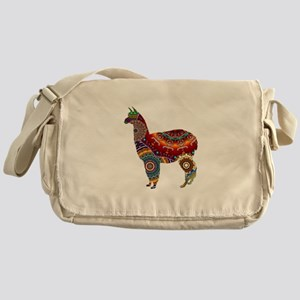 THE LLAMA WAY Messenger Bag