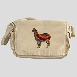 THE LLAMA WAY Messenger Bag