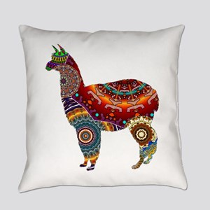 THE LLAMA WAY Everyday Pillow