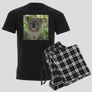 Helaine's Koala Bear Men's Dark Pajamas