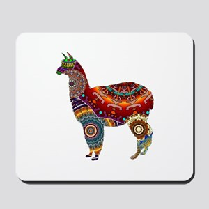 THE LLAMA WAY Mousepad
