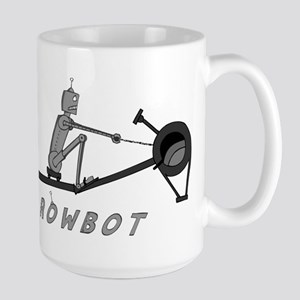 rowbot colored t Stainless Steel Travel Mugs