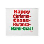 Happy HCCKMG! Throw Blanket