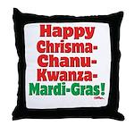 Happy HCCKMG! Throw Pillow