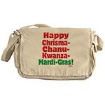 Happy HCCKMG! Messenger Bag