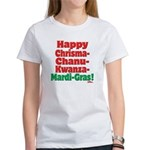 Happy HCCKMG! Women's T-Shirt