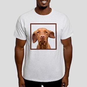 Staring Vizsla Light T-Shirt