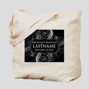 Wedding Favors with a Pattern Tote Bag