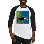 Toucan Jungle Baseball Jersey