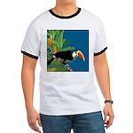 Toucan Jungle Ringer T