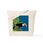Toucan Jungle Tote Bag