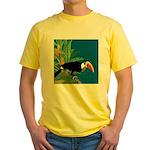 Toucan Jungle Yellow T-Shirt