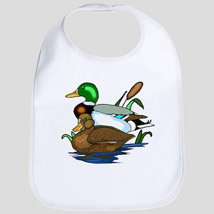 Mallard Ducks Bib