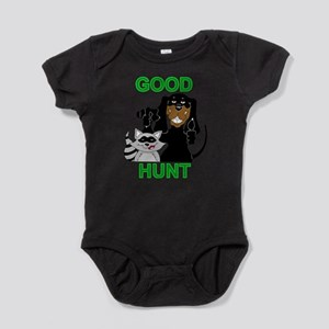 Raccoon Hunting Hound Body Suit