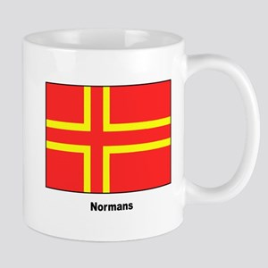 Norman Ancestry Flag Mug
