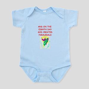 paralegals Infant Bodysuit