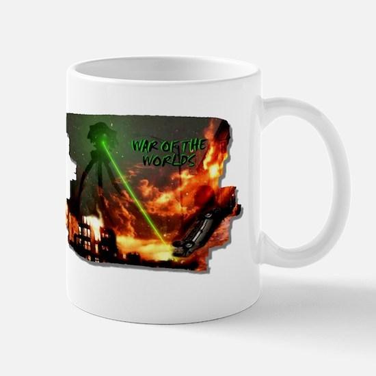war of the worlds Mug