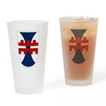 412th Engineer Bde Drinking Glass