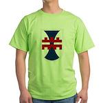 412th Engineer Bde Green T-Shirt