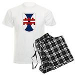 412th Engineer Bde Men's Light Pajamas