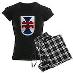 412th Engineer Bde Women's Dark Pajamas