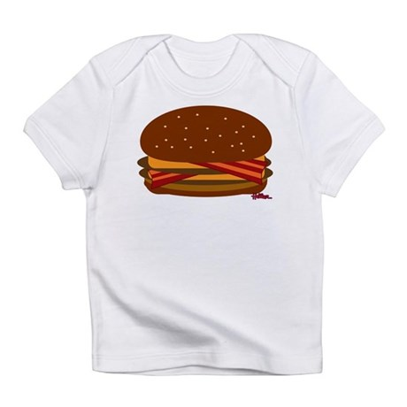 Bacon DOUBLE Cheese! Infant T-Shirt