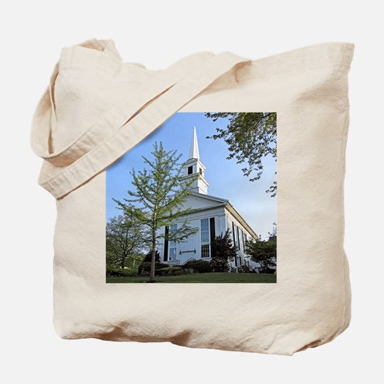 Congregational/United Church of Christ Tote Bag