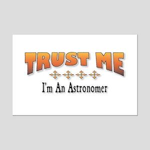 Trust Astronomer Mini Poster Print