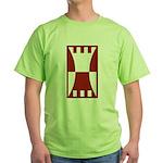 416th Engineer Bde Green T-Shirt