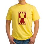 416th Engineer Bde Yellow T-Shirt