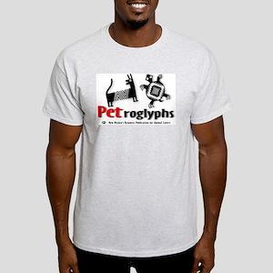 PetroLlamaTurtle Ash Grey T-Shirt