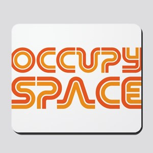 Occupy Space Mousepad