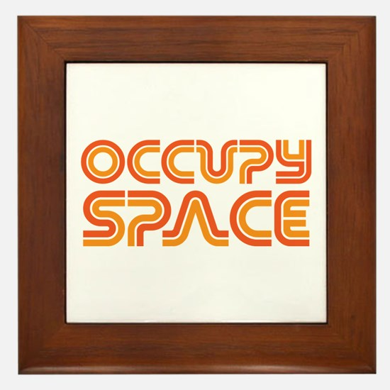 Occupy Space Framed Tile