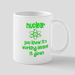 Funny Nuclear Nuke Mug