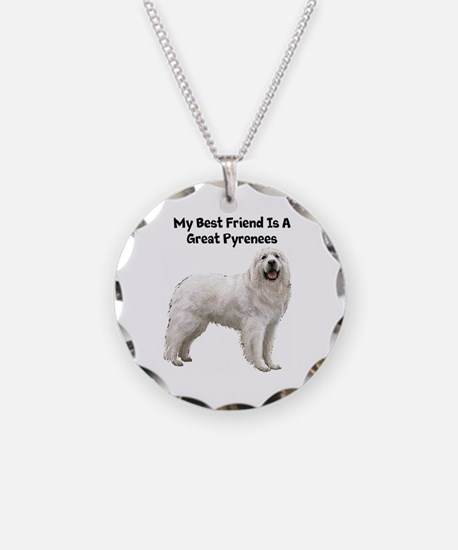 Great Pyrenees Necklace