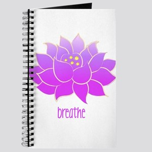 Breathe Lotus Journal