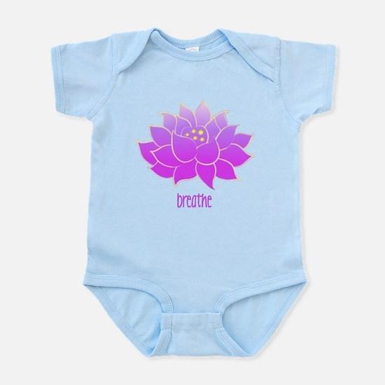 Breathe Lotus Infant Bodysuit