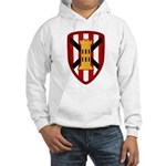 7th Engineer Bde Hooded Sweatshirt