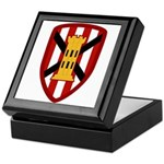7th Engineer Bde Keepsake Box