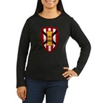7th Engineer Bde Women's Long Sleeve Dark T-Shirt