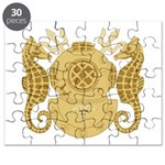 Navy Diving Medical Officer Puzzle