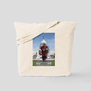 Obama Super Hero Tote Bag