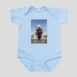 Obama Super Hero Infant Bodysuit