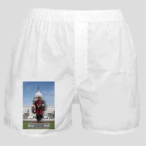 Obama Super Hero Boxer Shorts