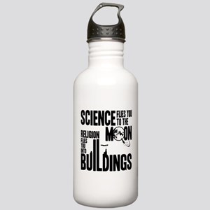 Science Vs. Religion Stainless Water Bottle 1.0L
