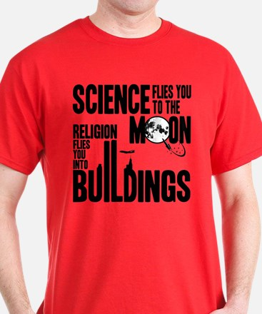 Science Vs. Religion T-Shirt
